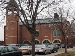 St. Ambrose University Library4