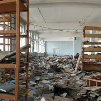 Biblioteche Abbandonate